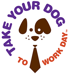 Take Your Dog to Work Day Logo