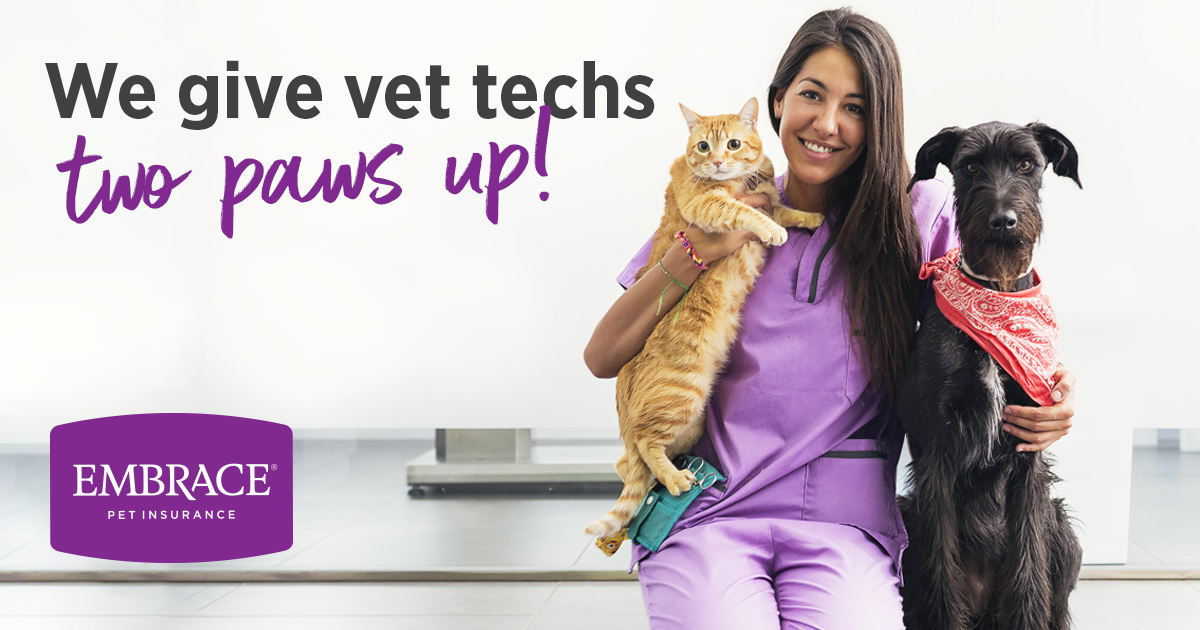 National Veterinary Technician Week